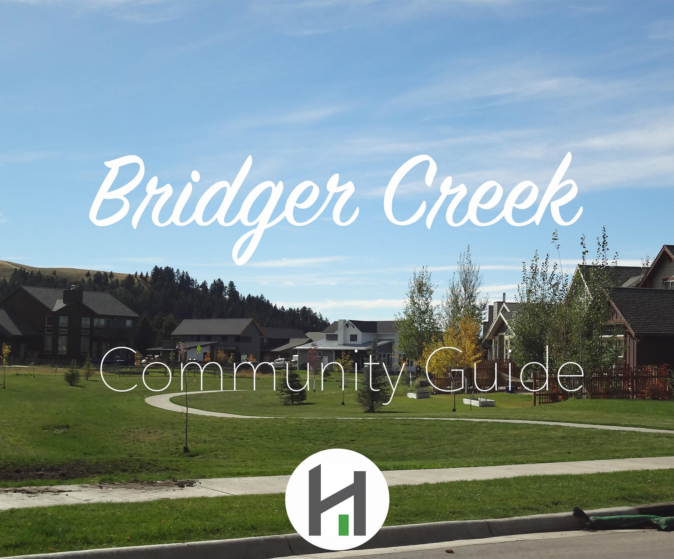 Discover Bridger Creek and the Legends at Bridger Creek