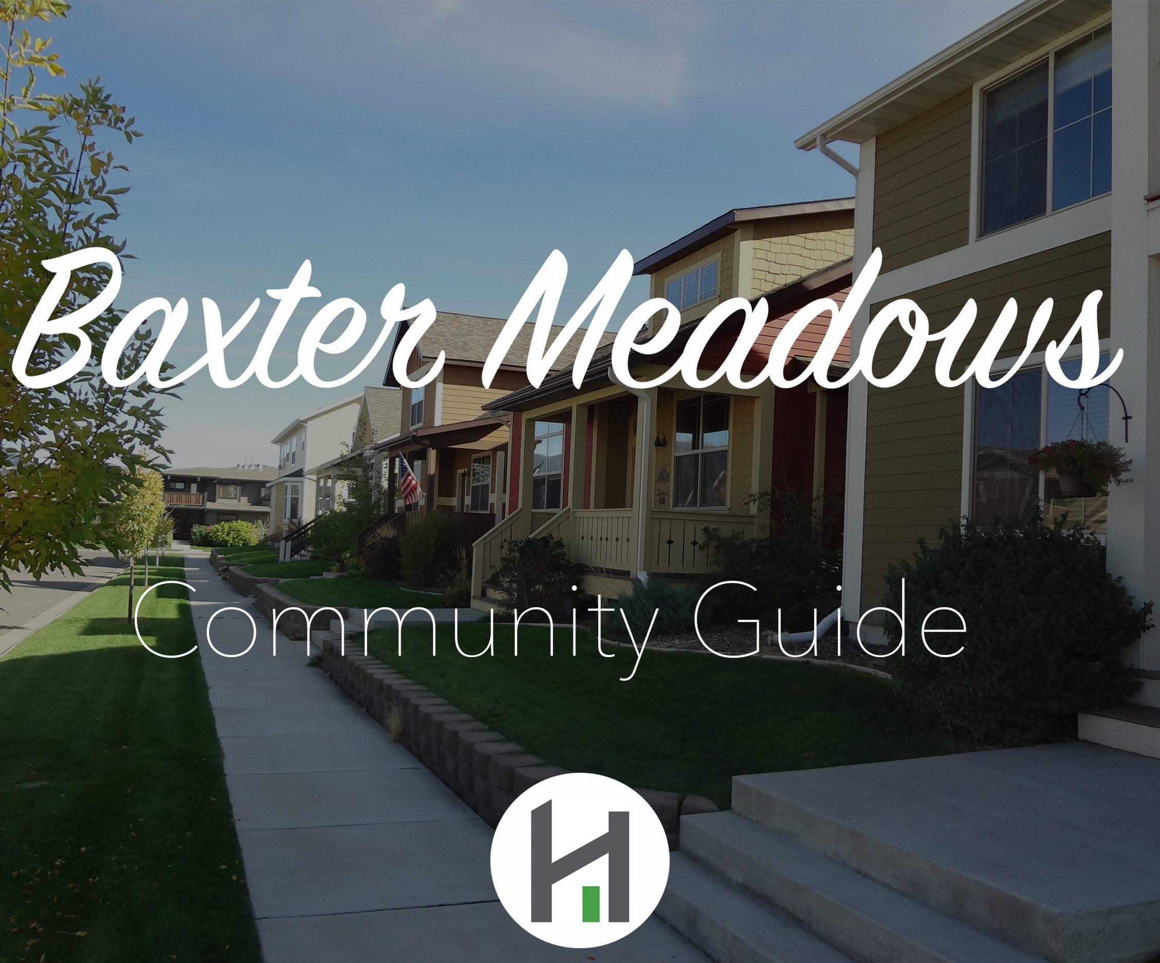 Discover Baxter Meadows Real Estate in Bozeman Montana