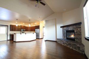 2420 N Ferguson living room Bozeman MT