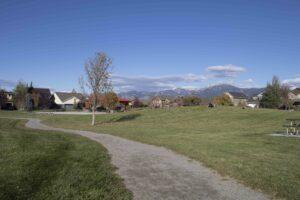 Bridger Views Flanders Mill Subdivision in Bozeman MT