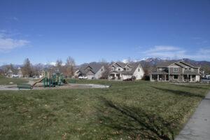 Playground 2 Harvest Creek Subdivision in Bozeman MT
