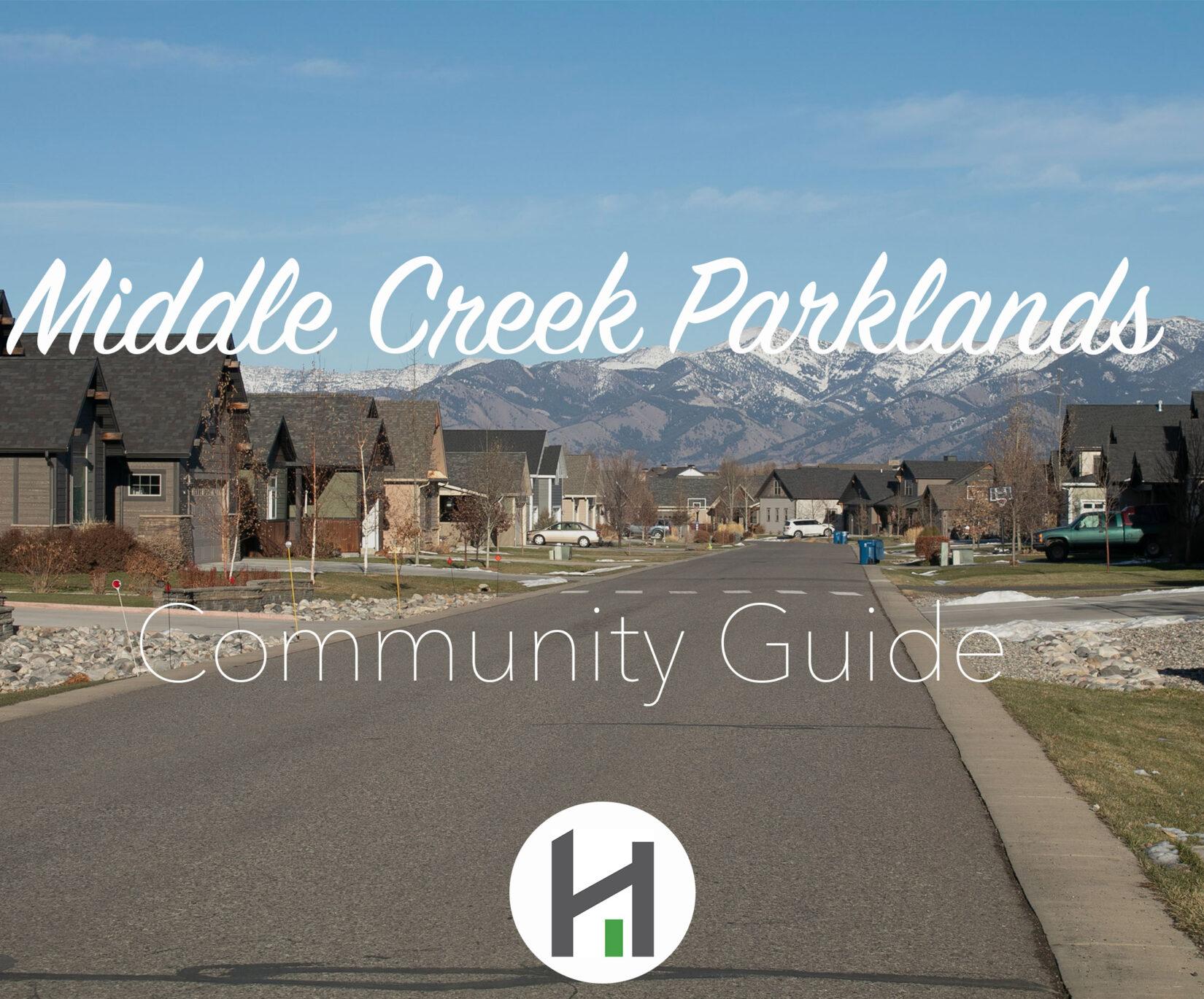 Find Middle Creek Parklands Real Estate and Homes for Sale in Bozeman MT