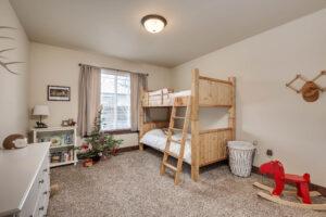 Bedroom 2 1122 Bur Avenue in Oak Springs Subdivision in Bozeman!