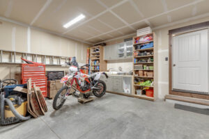 Garage and Storage 1122 Bur Avenue in Oak Springs Subdivision in Bozeman!