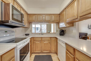 1619 S. Black Street Kitchen View