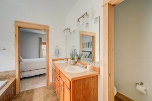 Master Bath 1133 Springbrook in Bozeman MT 59718!