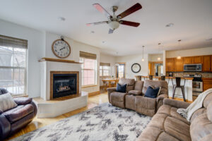 Living Room 1133 Springbrook in Bozeman MT 59718!