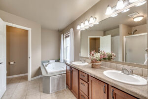 Master Bath 160 Wineglass Road in Livingston MT