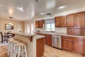 Kitchen 160 Wineglass Road in Livingston MT