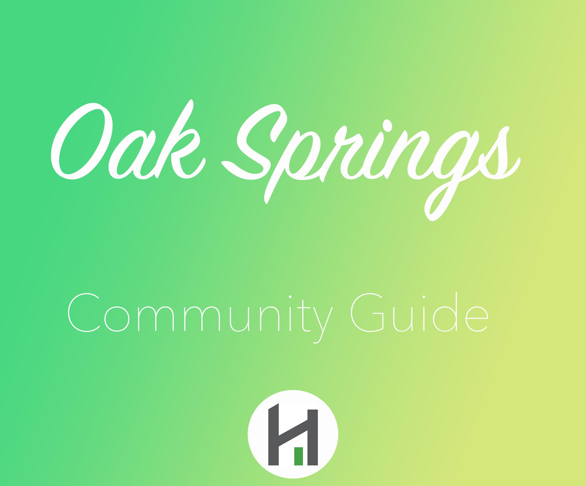 Oak Springs Subdivision Community Guide - find real estate in Oak Springs in Bozeman MT!