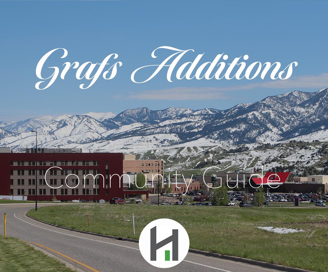 Discover the Grafs Additions to Bozeman  Subdivision in Bozeman MT