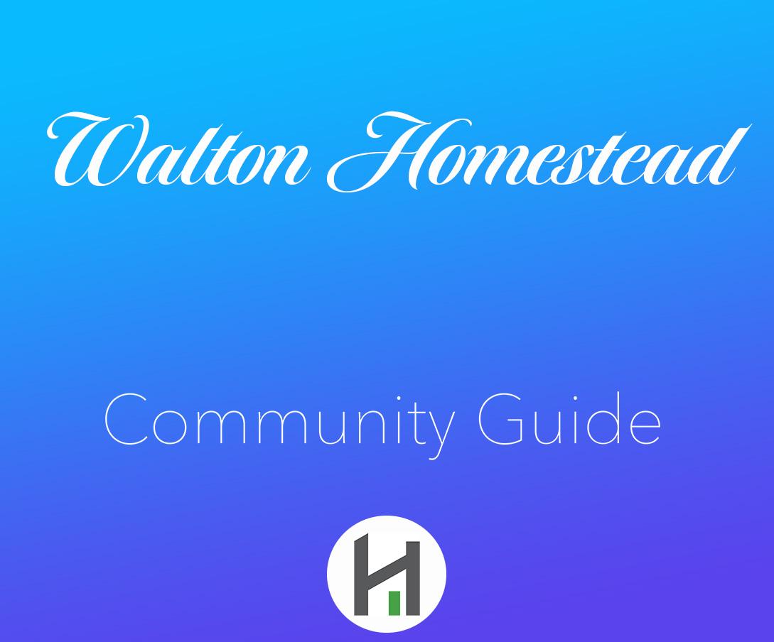 Discover the Walton Homestead  Subdivision in Bozeman MT