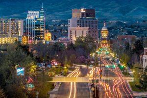 Buy a home in Boise