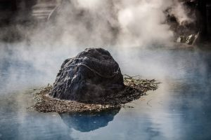 Hop on over to these hot springs