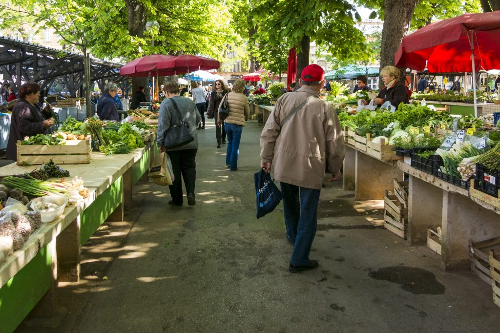 Boise and the Treasure Valley have many awesome Farmer's Markets