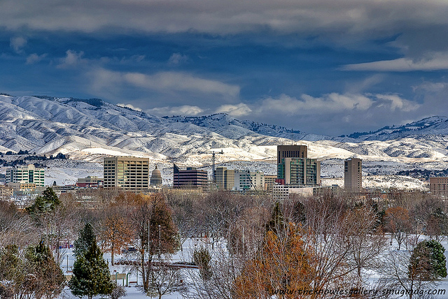 Why should you move to Idaho?