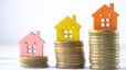 cost of a home, house, money