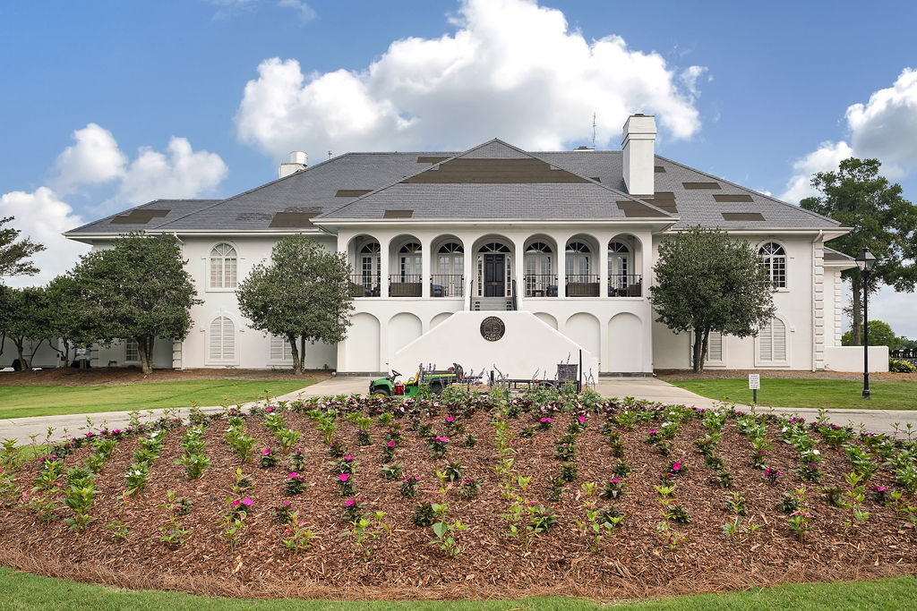 Country Club of Landfall Dye Clubhouse