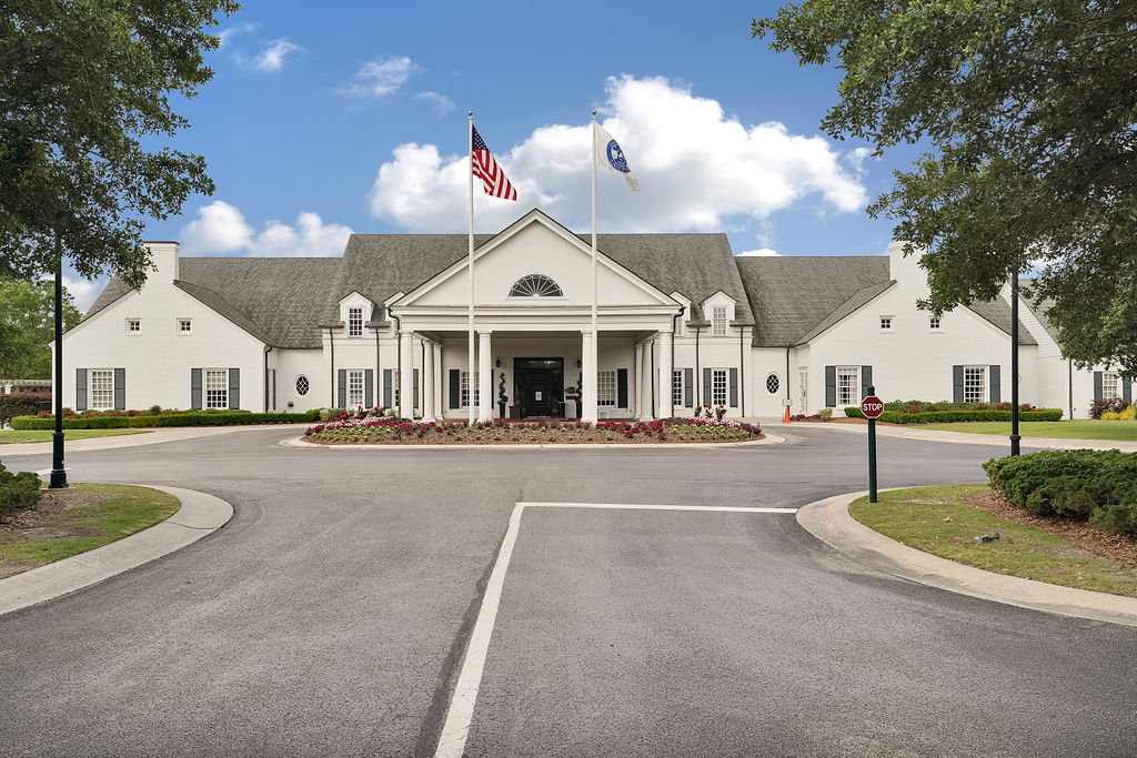 Country Club of Landfall Clubhouse