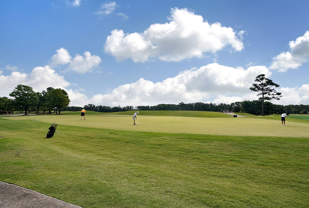 Golf in Landfall