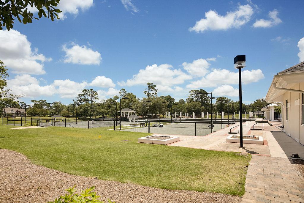 Landfall Tennis Center