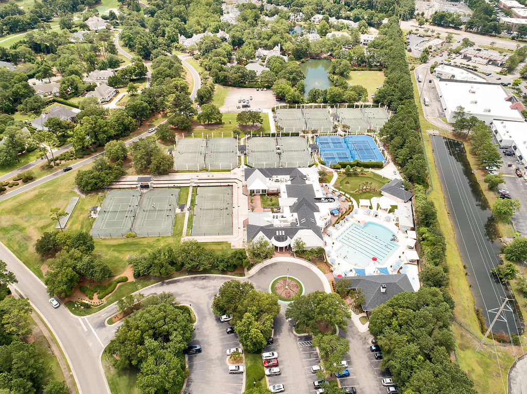 Landfall Sports Complex - Pool and Tennis