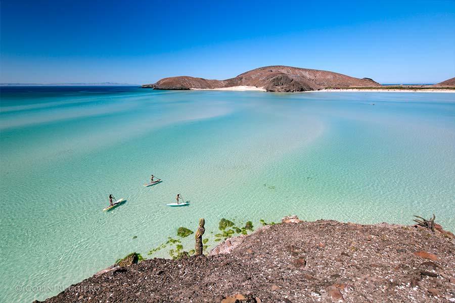 Paraiso del Mar in la paz, ronival, nick fong