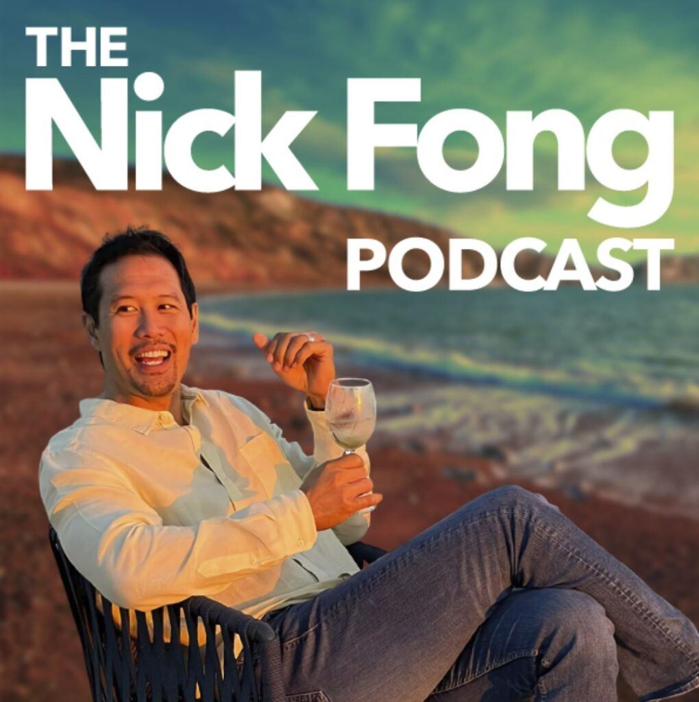ronival podcast, nick fong