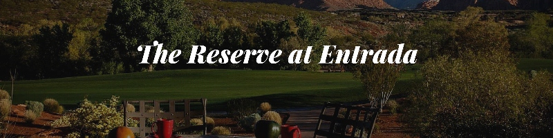The Reserve at Entrada