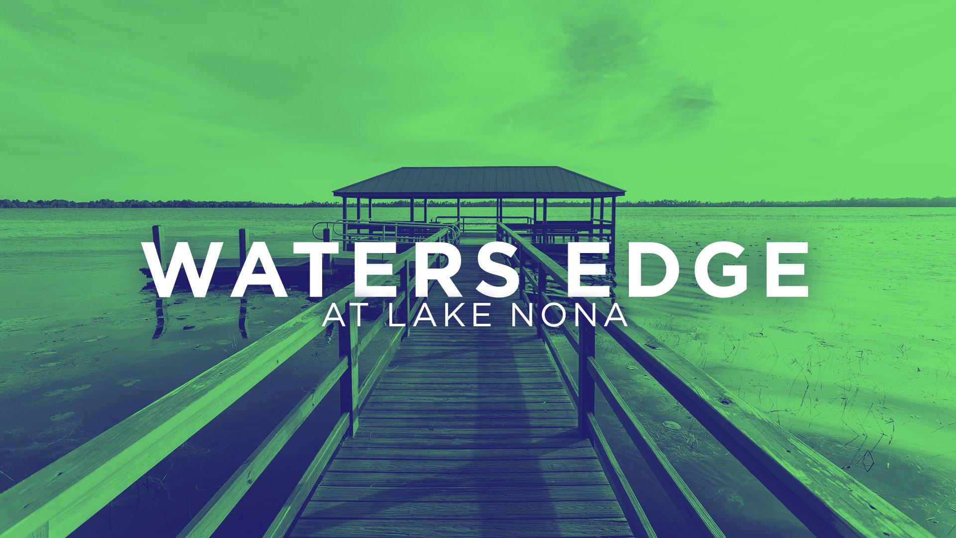 Waters Edge at Lake Nona