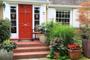 Home Improvement Tip - Paint the Front Door