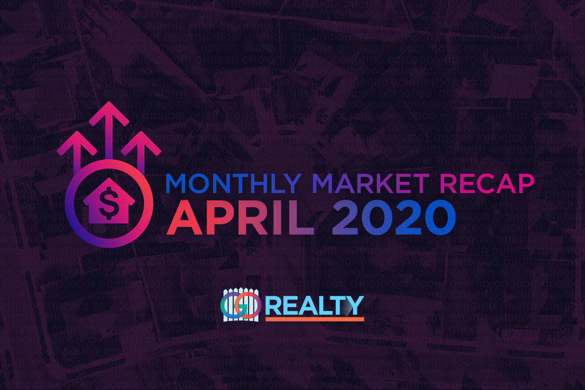 April 2020 Orlando Real Estate Market Recap