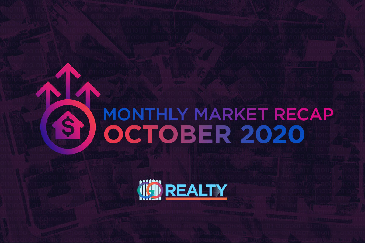 Orlando Housing Market Recap for October 2020