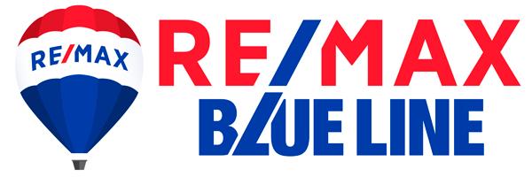 RE/MAX Blue Line Logo