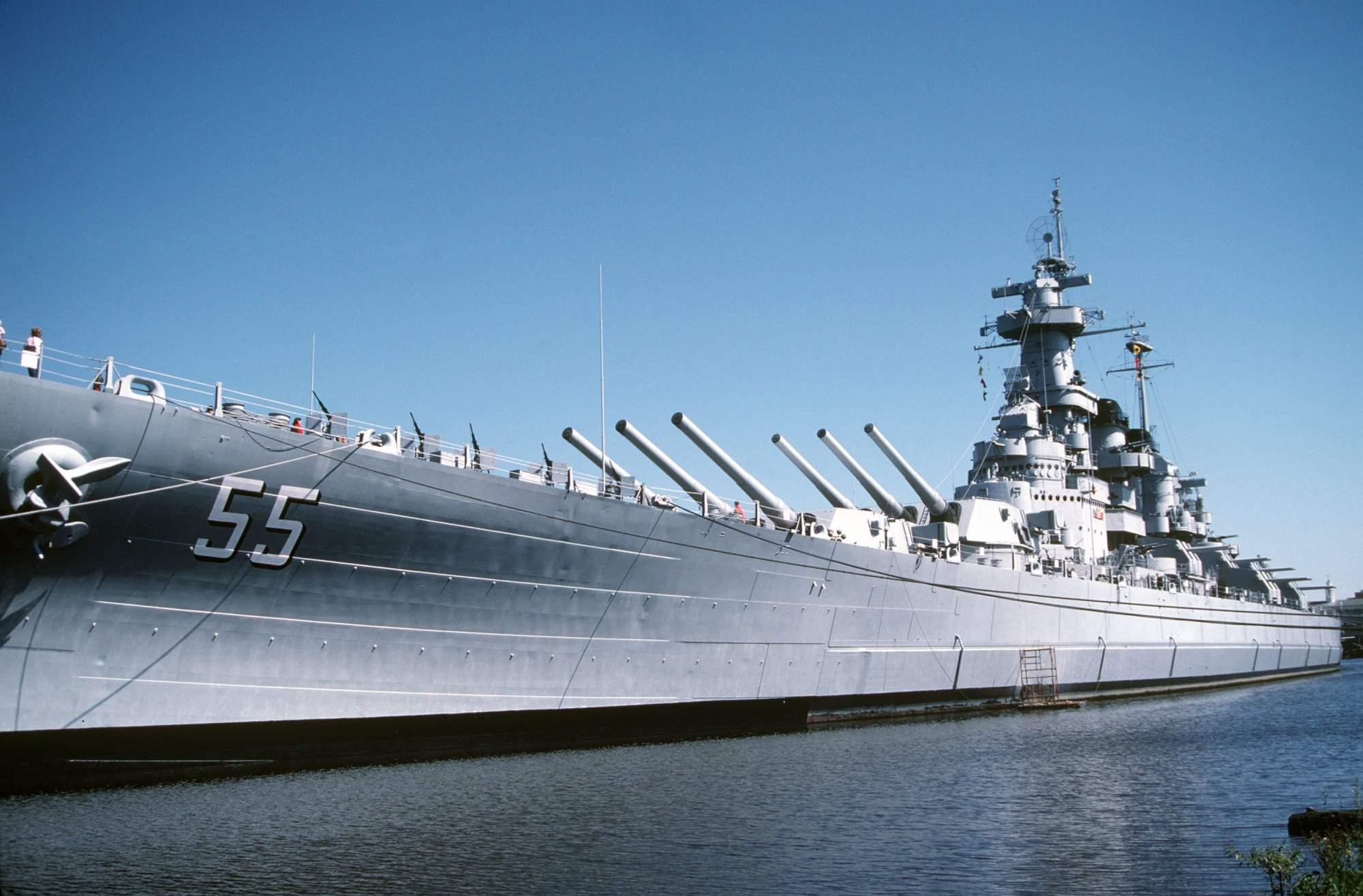 Battleship of NC