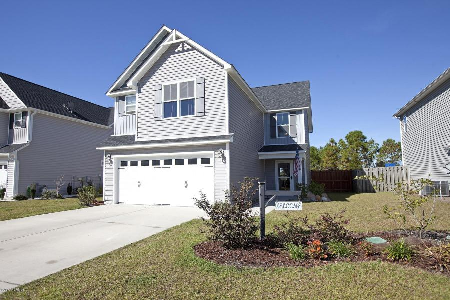 4016 Darrow Drive Leland, NC