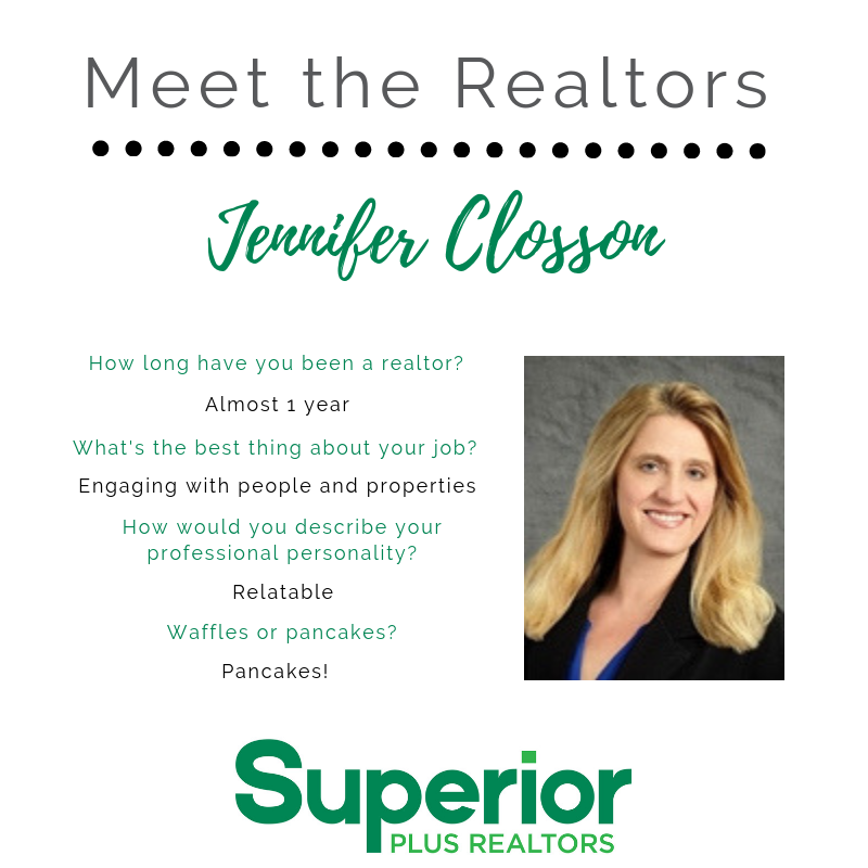 meet the realtor: jennifer closson   west central ohio real estate