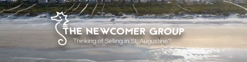 Selling your home in St. Augustine, FL. The Newcomer Group can help you sell your home today.