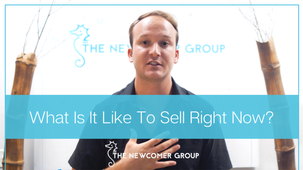 What is it like to sell