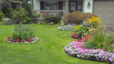 Landscaped Pittsburgh Home