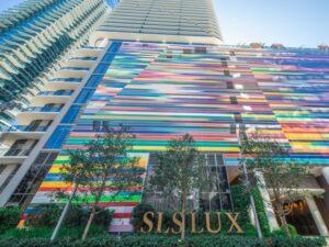 SLS Lux Exterior