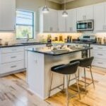 Gramercy Court Kitchens are beautifully designed