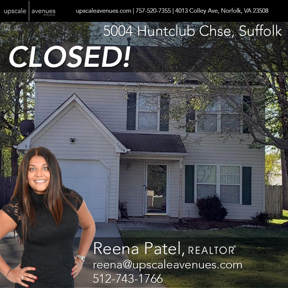 5004 Huntclub Chse - Closed