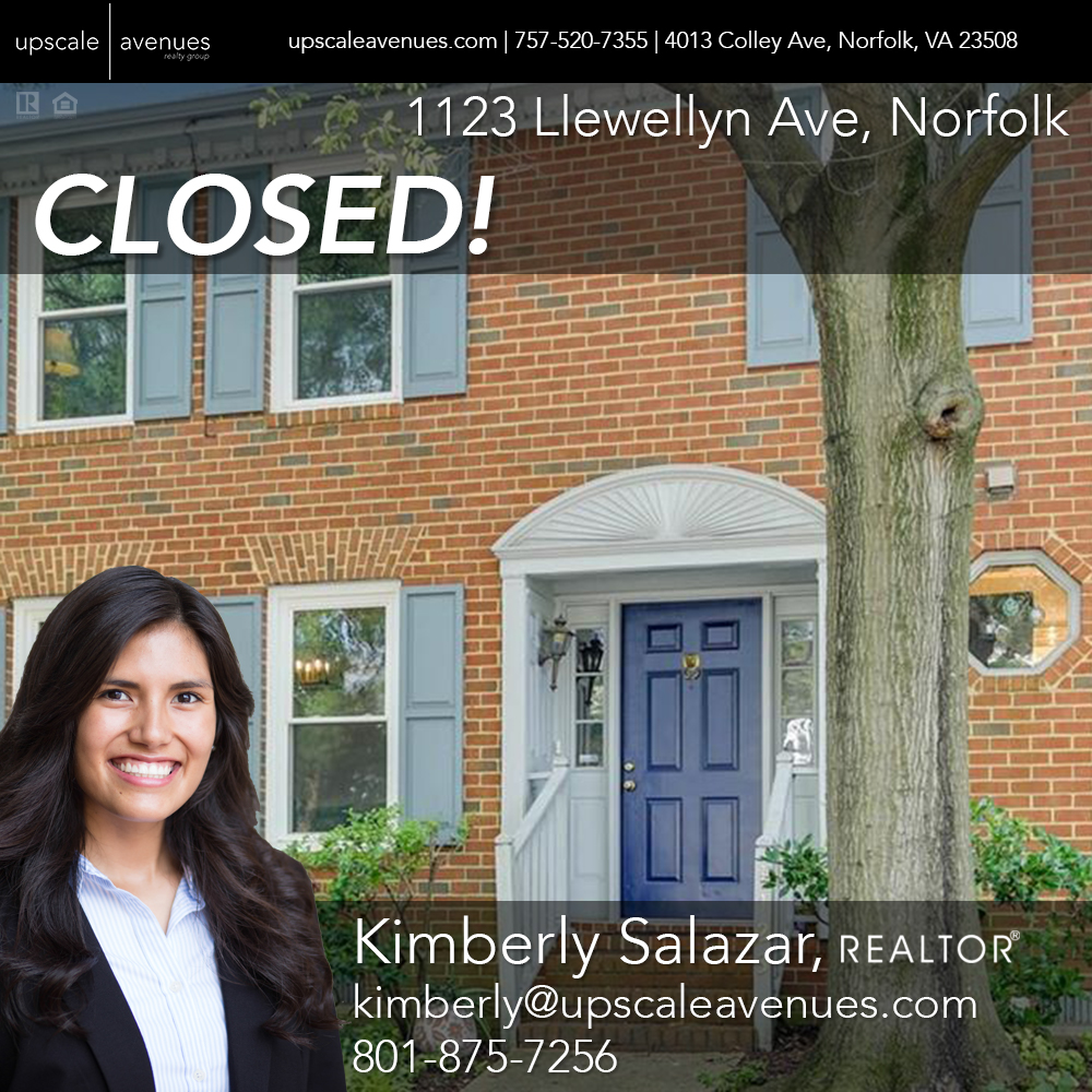 1123 LLewellyn Ave - Closed