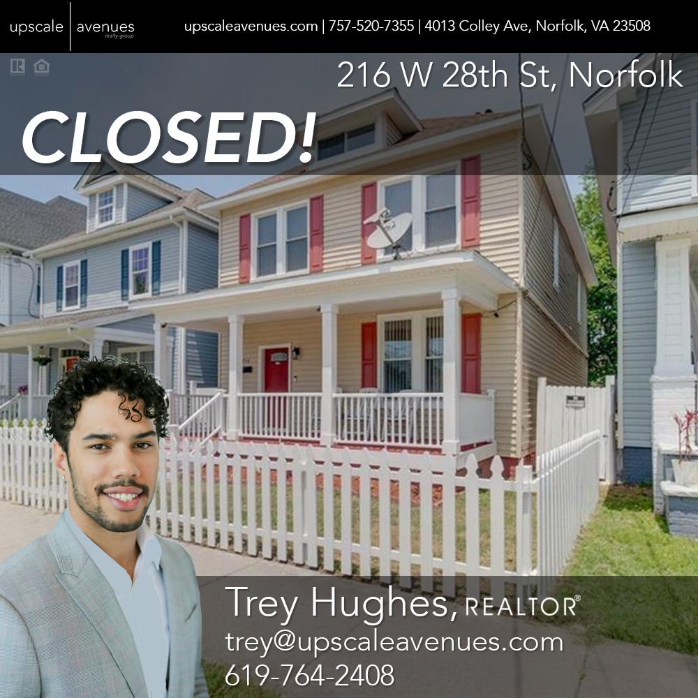 216 W 28th St - Closed