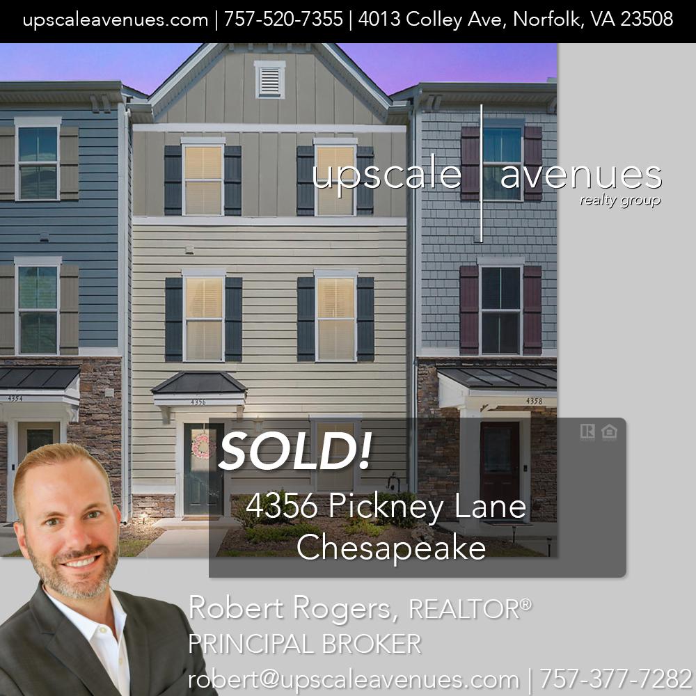 4356 Pickney Lane - Sold