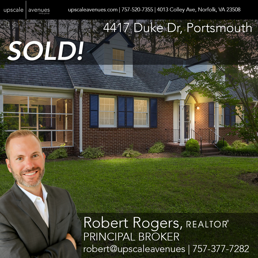 4417 Duke Dr - Sold