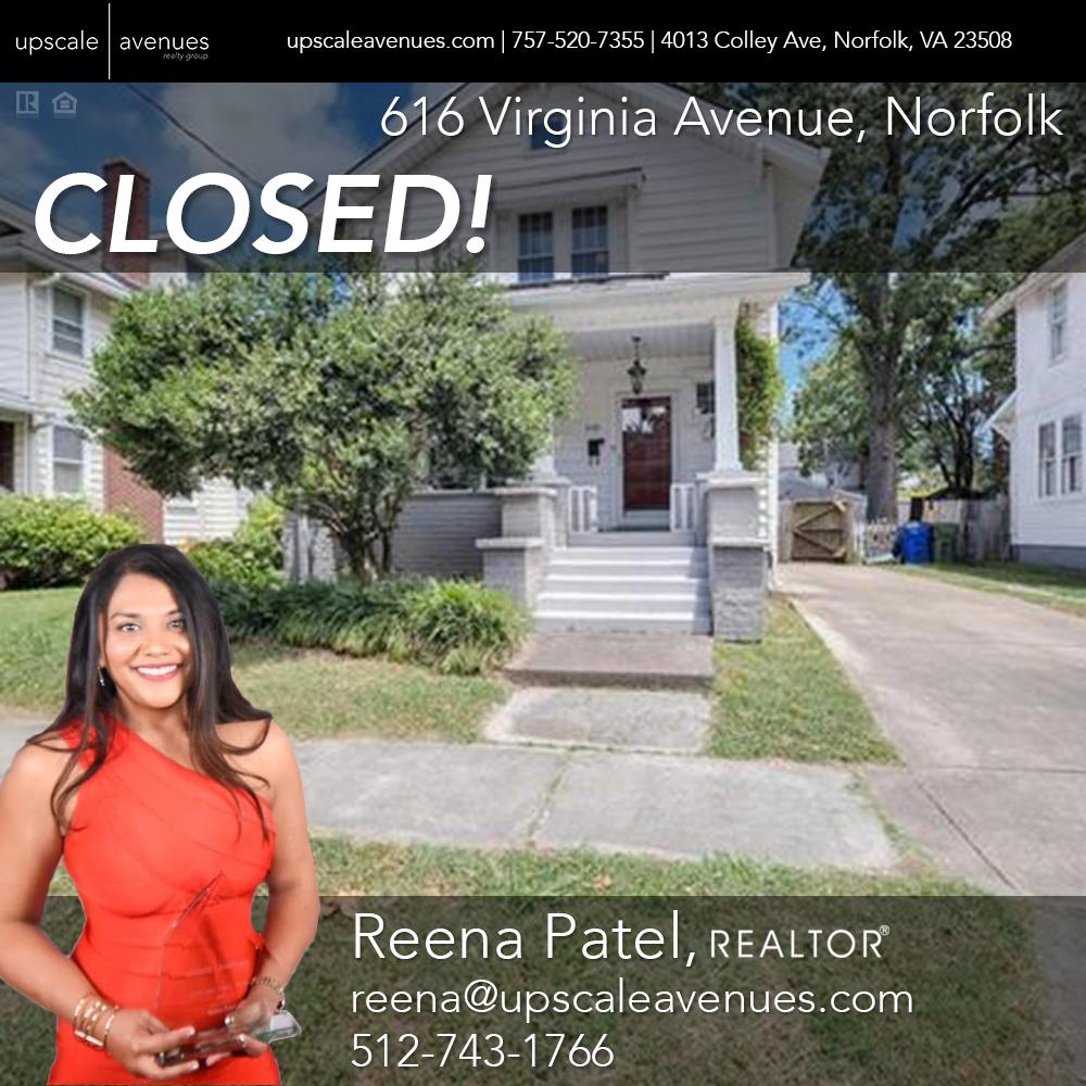 616 Virginia Avenue - Closed