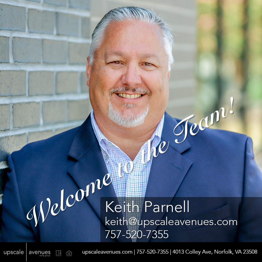 Welcome To The Team - Keith Parnell