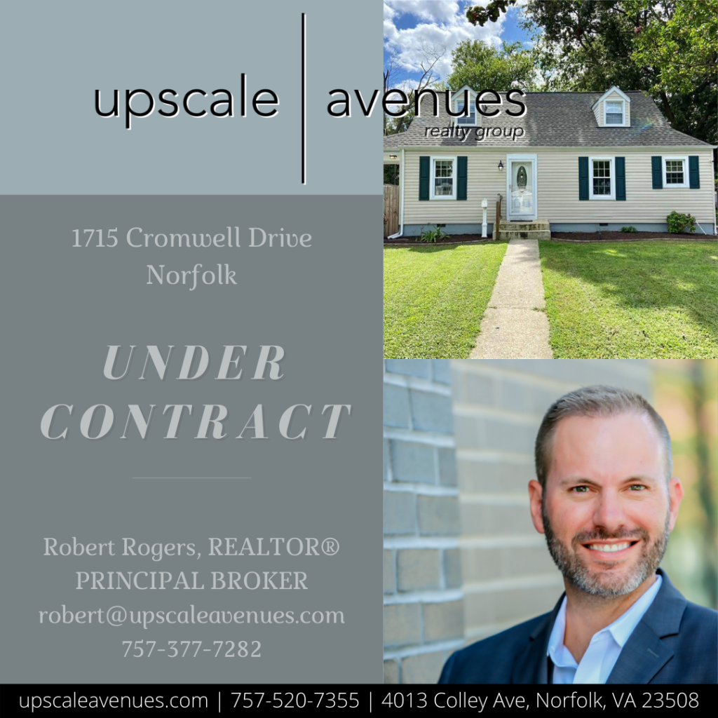 1715 Cromwell Drive Norfolk - Under Contract